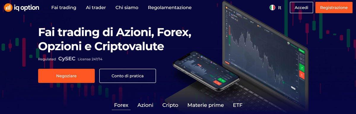 conto demo trading