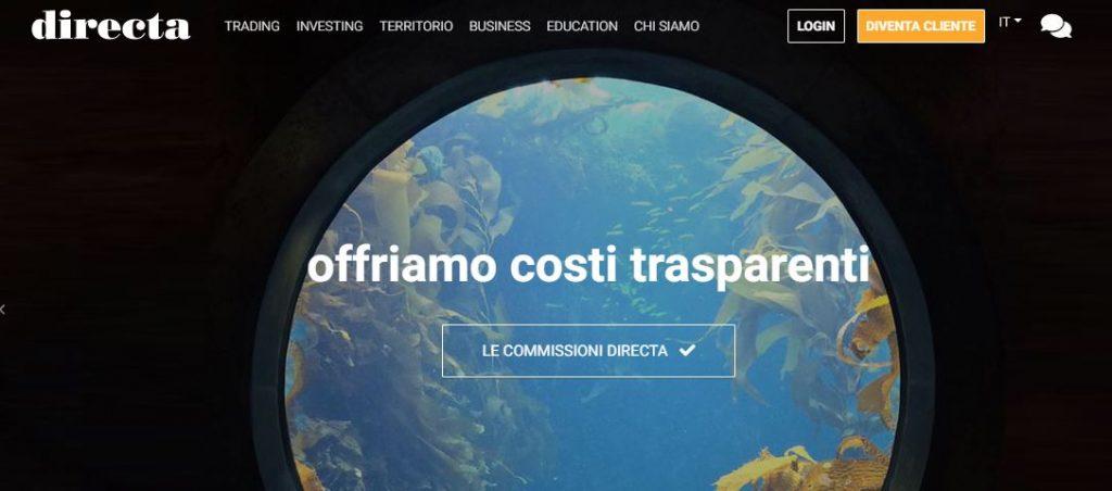 migliori broker azioni italiane directa