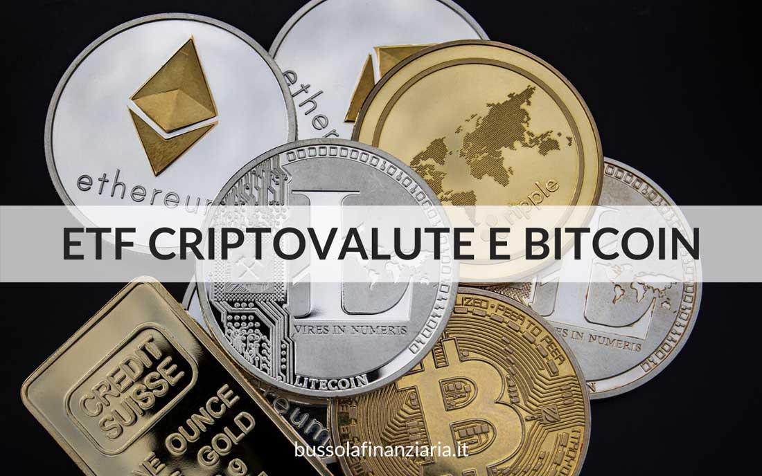 miglior etf bitcoin