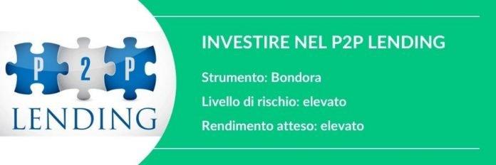 investire 1000 euro nel p2p lending