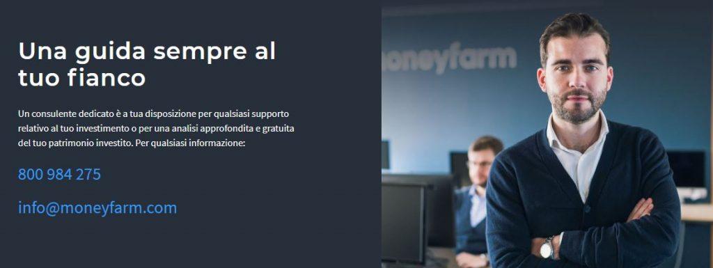 moneyfarm consulenza indipendente