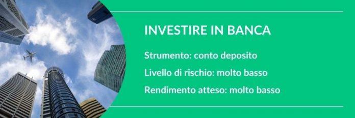 come investire 10000 euro senza rischi