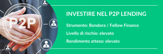 investire 100 euro nel p2p lending