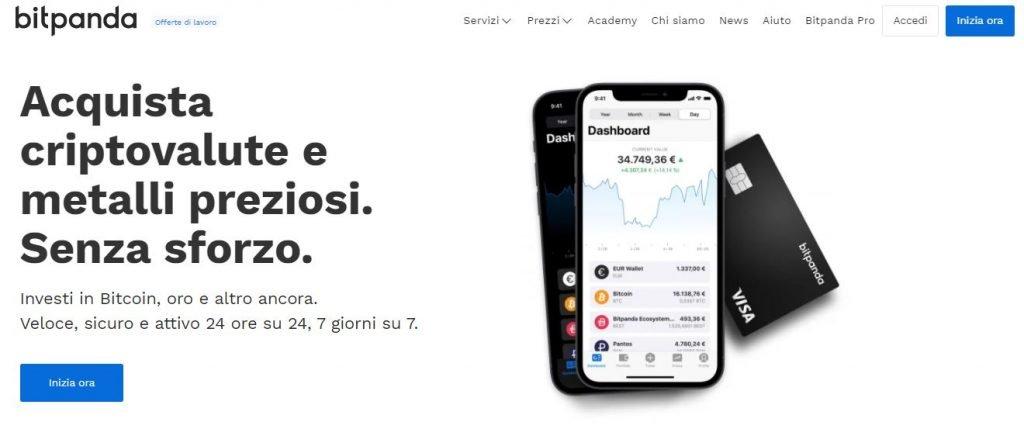 come convertire bitcoin in euro bitpanda