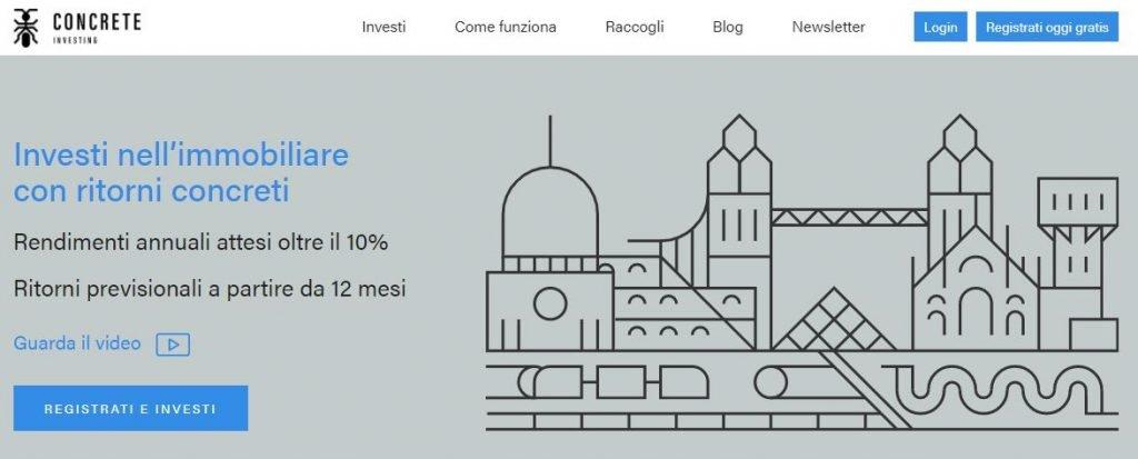equity crowdfunding immobiliare piattaforme
