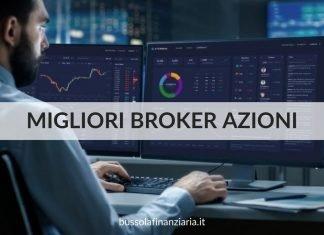 migliori broker azioni