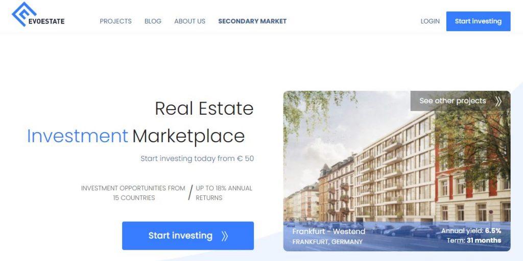 migliori piattaforme crowdfunding immobiliare europee