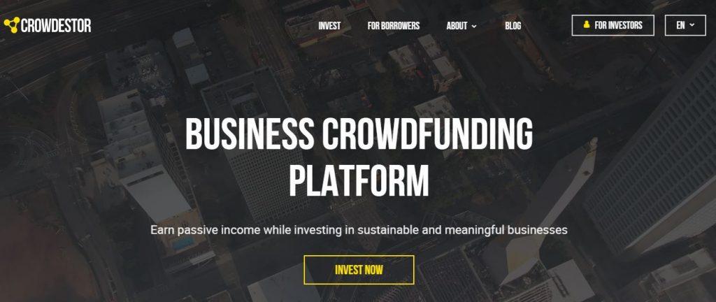 crowdestor crowdfunding