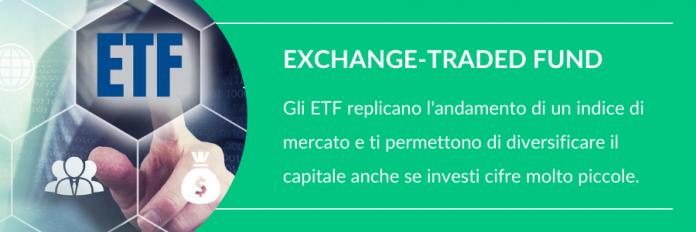 Come investire pochi soldi ETF