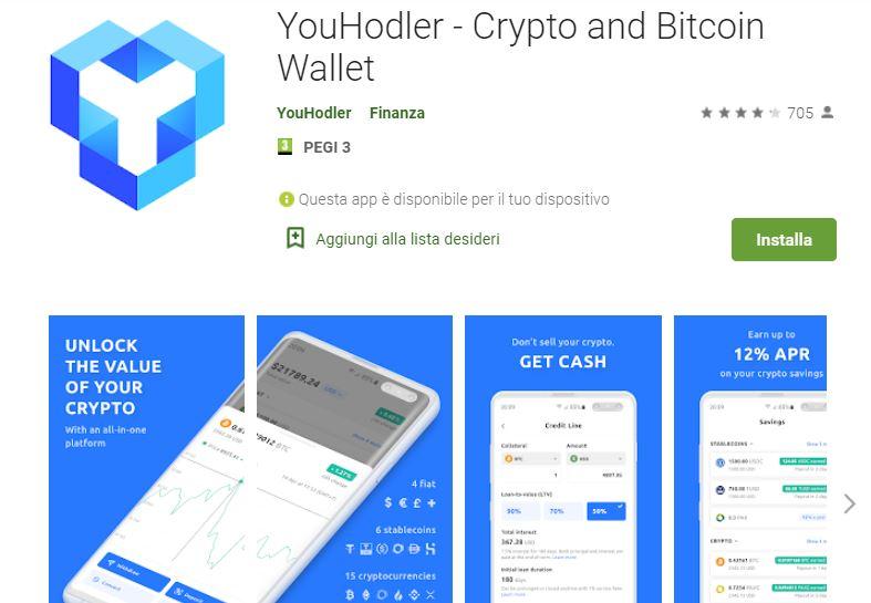 migliore app di guadagno bitcoin