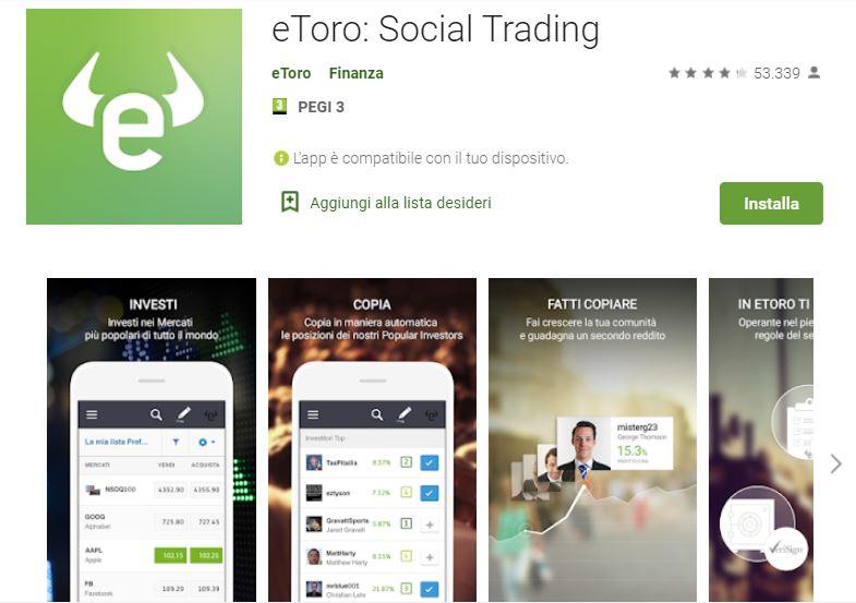 app trading demo etoro