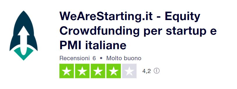 wearestarting opinioni