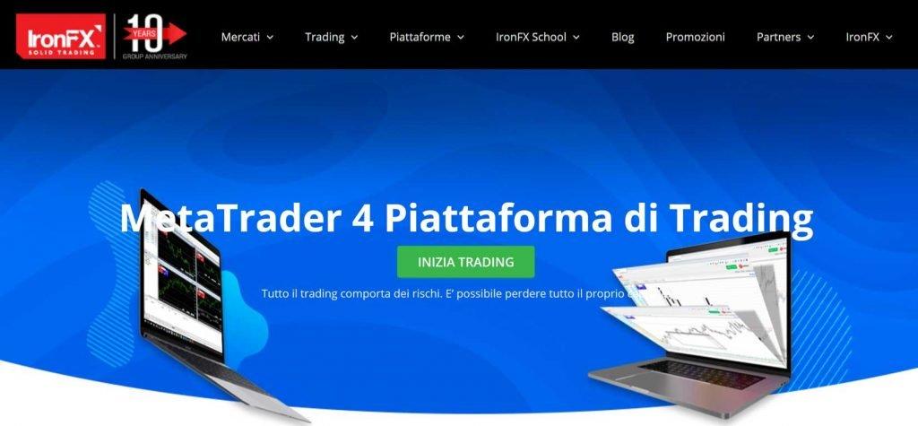 ironfx meta trader