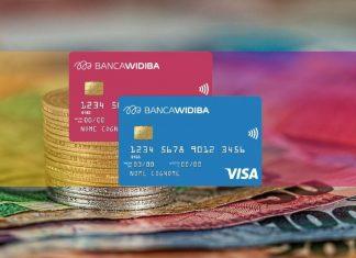 carta di credito Widiba