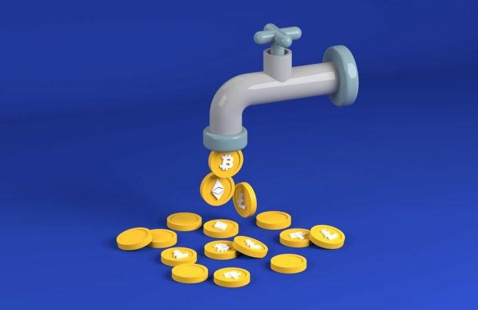 faucet criptovalute