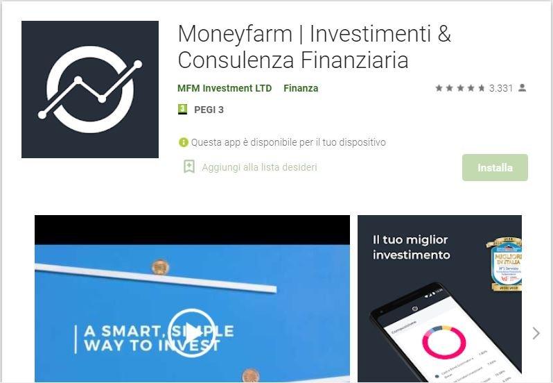 app per investire soldi ogni mese