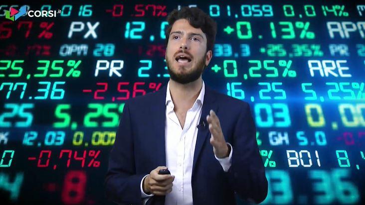 corso per investire in azioni