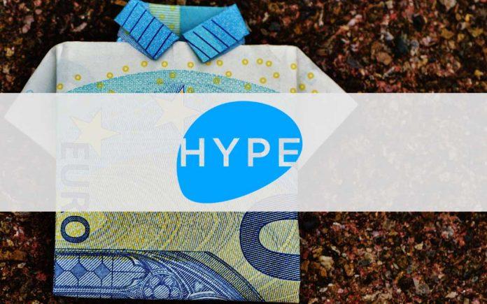 hype 20 euro