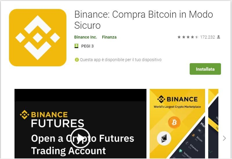 la migliore app per guadagnare bitcoin)
