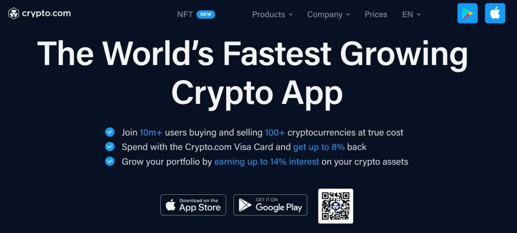 crypto.com cos'è