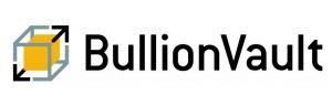 bullionvault logo